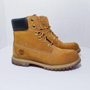 Timberland Women 8.5 Waterproof 6in Boot